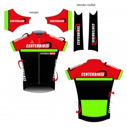 MAILLOT CENTERBIKES